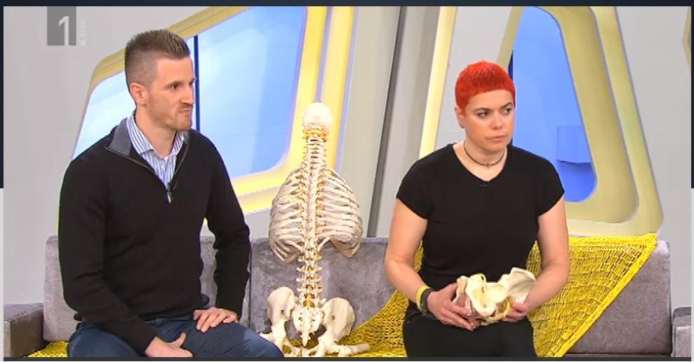 VIDEO: pogovor v oddaji Dobro jutro na RTV Slo